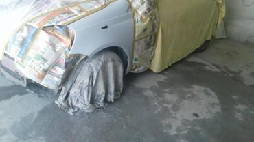 Авто покраска и полировка в Бишкек