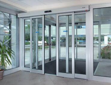 Окна, двери - Бишкек: Двери | Входные | Стеклянные
