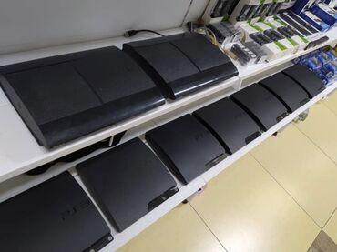 аналоговый джойстик в Кыргызстан: PS3, Продаем Sony PS3 Slim 320Gb. Super slim 500Gb. Запишем самые