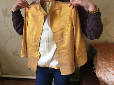 Пиджак размер 36-38 По Фигуре шикарно сидит в Бишкек