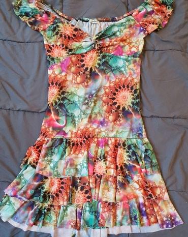 Prodajem leprsavu letnju haljinu,kao nova,unuverzalna velicina - Novi Sad
