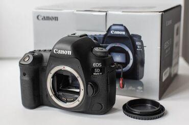 Фотоаппарат canon 5d mark iv 4. Состояние отличное (без царапин, сколо