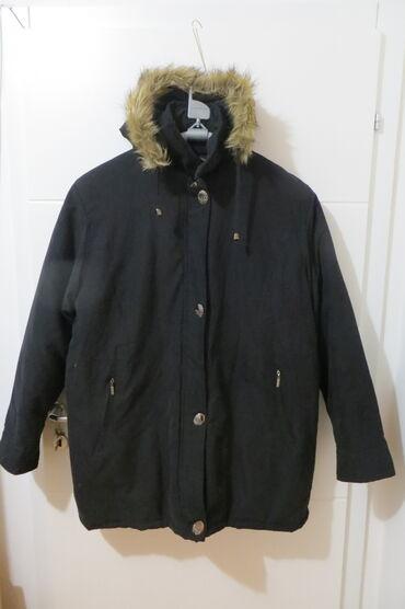 FIL MAR br 56 zenska zimska jakna za krupnije dame, jako topla