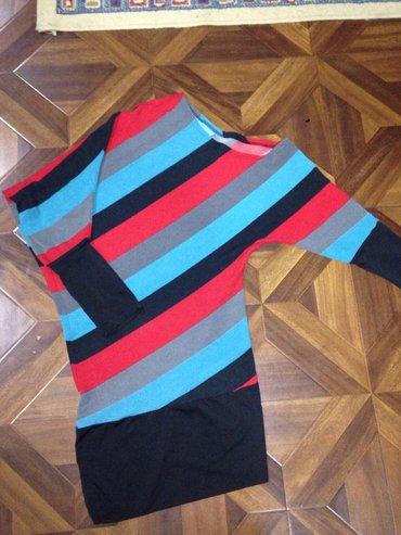 Туника размер 46-48 цена 300 состояние хорошее в Бишкек