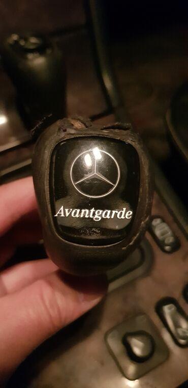 Ручка Акпп( набалдажник) мерседес бенц (Mercedes Benz) Avangarde