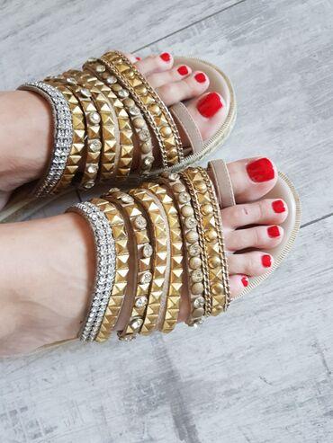 Ženska obuća   Sabac: Guess papuce br 38