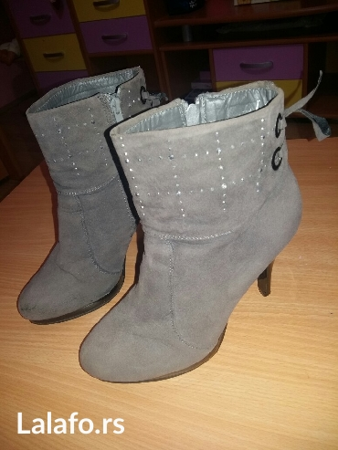 Ženske cipele cena 400 dinara broj 38 nošene 3 puta - Vranje