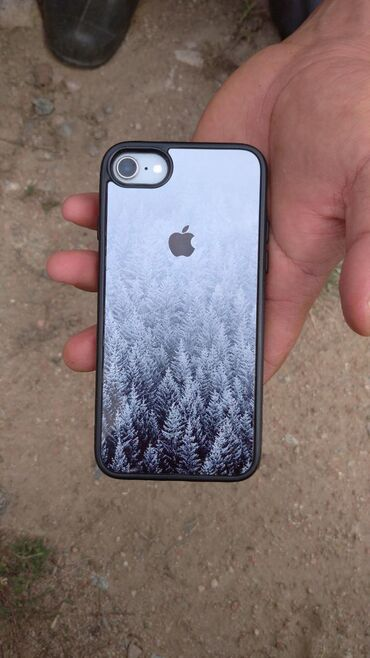 Электроника - Бает: Новый iPhone 8 64 ГБ Белый