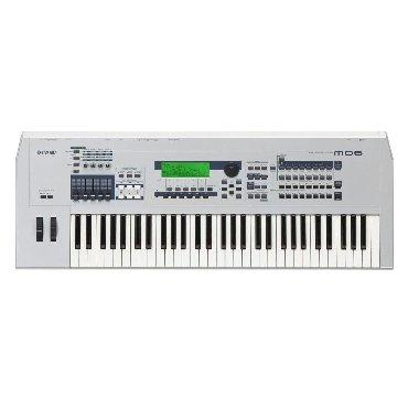 Продвинутый синтезатор Yamaha-motif с волшебными звуками и разными