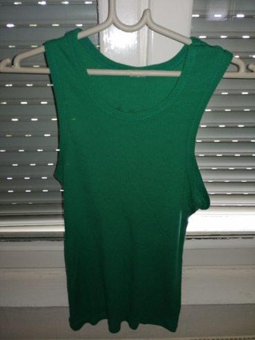 Ženska zelena majica Veličina XL - Obrenovac