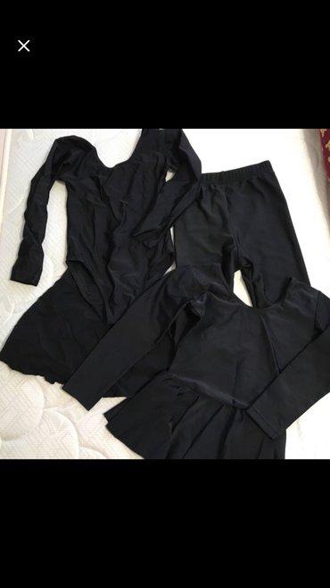 продаю танцевальный костюм доя девочки 4-5-6 лет смотря какой ребенок  в Бишкек