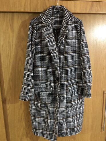 Pantalone kozne - Srbija: Kaput, 38 velicina, M/L, nov, bez ikakvih ostecenja. Iz kolekcije je