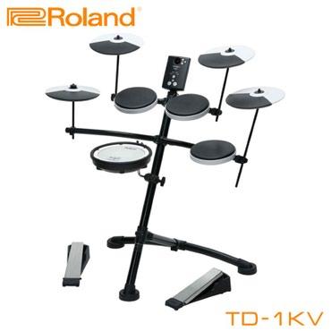 Барабаны электронные Roland TD-1KV (данная модель барабанной установки