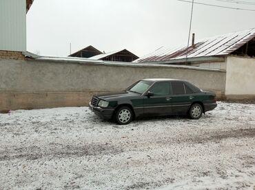 Mercedes-Benz W124 1993