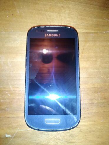 samsung s3 ekran - Azərbaycan: İşlənmiş Samsung Galaxy S3 Mini 8 GB qara