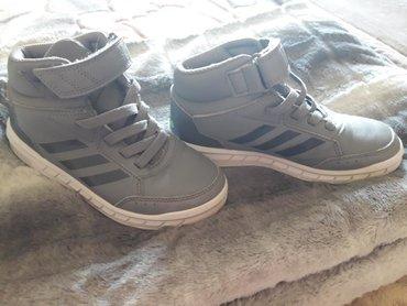 Bez i naj manjeg ostecenja, bukvalno kao nove, original Adidas papike