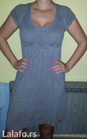 Esprit haljina-tunika, velicine S-M. Obucena par puta, kao nova, bez - Sabac