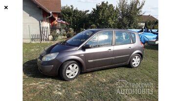 Vozila - Borca: Renault Scenic 1.9 l. 2004 | 165000 km