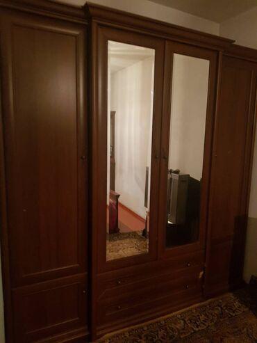 13036 объявлений: СПальный гарнитур. Очень большой вместимый шкаф с полочками, кровать