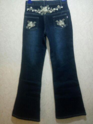 40-42 р. Новые джинсы для стройных девочек - подростков, обхват талии