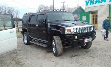 Hummer в Кыргызстан: Hummer H2 6 л. 2003 | 123456 км