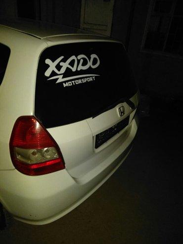 Продаю Хонда Фит 2003г.  обьем 1.3  цена 3700$   в Бишкек