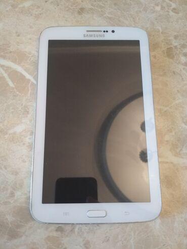 Samsung galaxy tab 3 - Азербайджан: Samsung Galaxy Tab 3Telefon-Planşet tam işlək vəziyyətdədir.Telefon