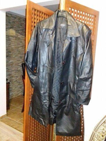 Novoo! Zenska kozna jakna,ocuvana. Dimenzije: duzina: 95cm. Ramena: 48 - Beograd