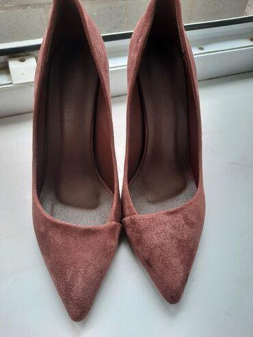 Личные вещи - Пос. Дачный: Туфли 39 размер, высота каблука 10 см