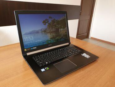 Мощный большой игровой ноутбук для любых игр и программПродается