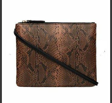 сумка жен в Кыргызстан: Женская сумка кросс-боди• 2 отдела, закрывающихся на молнию•