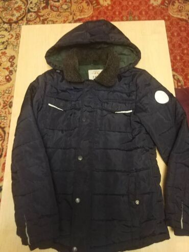 Куртка Деми на 12 лет практически новая (SELA)