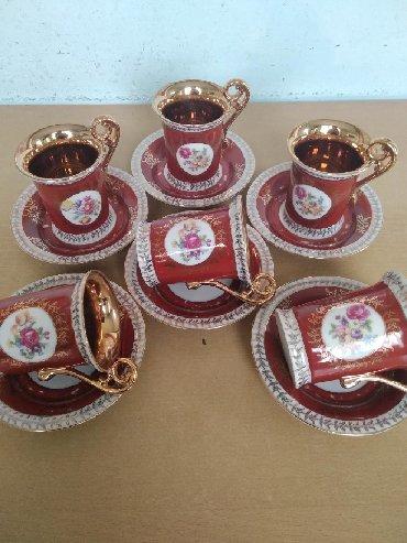 - Azərbaycan: Çay dəsti. GDR. 190 manat. Qiymət sondur