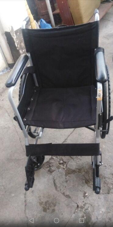 Продаётся инвалидная коляска. Состояние хорошее. ИншааАллах уже не