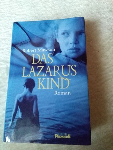 Knjiga na njemackom ,nova - Sombor