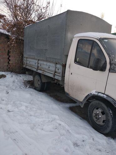 Автомобили - Ак-Джол: ГАЗ GAZel 2.4 л. 1998