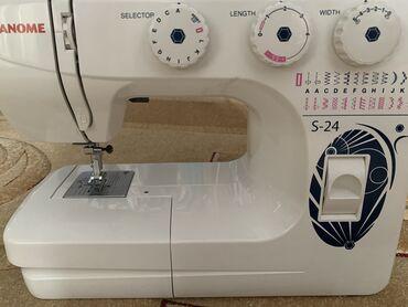 alfa romeo brera 24 jtd в Кыргызстан: Швейная машинка Janome s 24. Новая