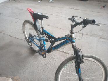 Велосипед в хорошем состоянии все отлично работает нужно