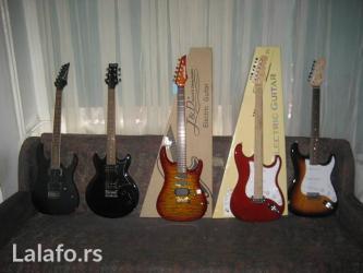 Kupujem elektricne gitare  i tehnicku robu - Beograd