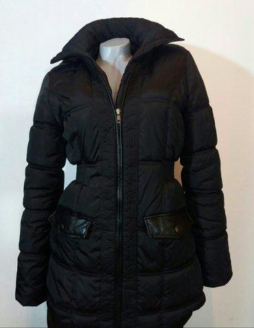 Savrsena Calliope,zimska futrovana jakna,sa lepim detaljima od eko - Beograd