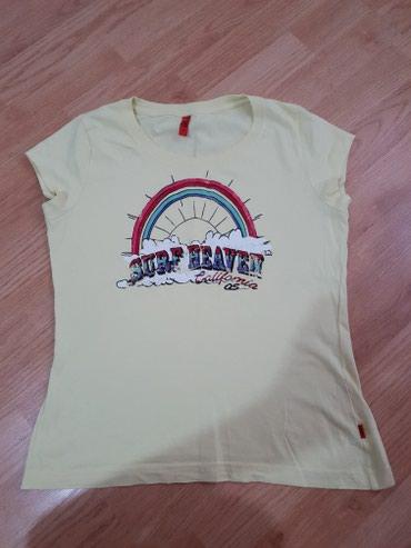 Zuta S.Oliver majica velicina: M - Loznica
