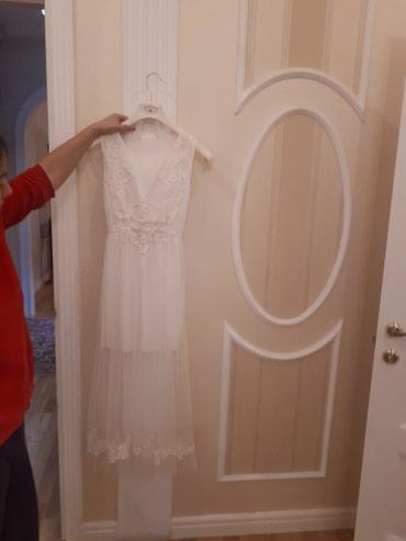 Продаю вечернее платье размер xs-s в в Бишкек