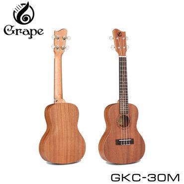 Укулеле концертная Grape GKC-30M- укулеле концертная;- 18 ладов;-