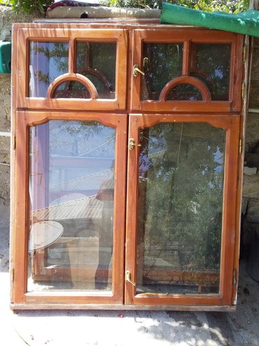 ремонт лодок в Азербайджан: Pencereler ev remont olundugu üçün cıxarılıb satılır