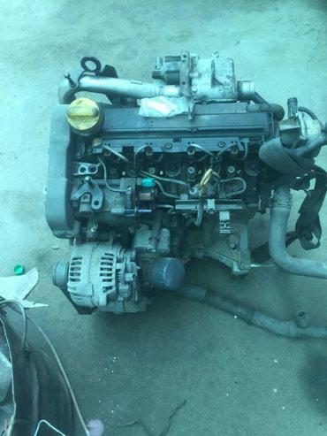 Мотор на рено лагуна,дизель 1,5 в Кара-Балта