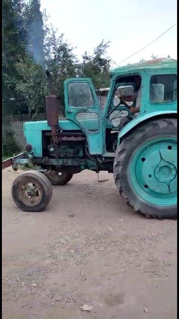 продажа авто in Кыргызстан | АКСЕССУАРЫ ДЛЯ АВТО: Продаю или меня на легковое авто Т40 трактор + комплект тележка удлин