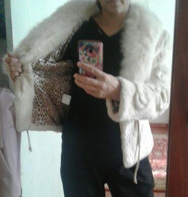 трикотажные платья дешево в Кыргызстан: Продам б/у шубу. Состояние нормальное. Кролик. Очень дёшево