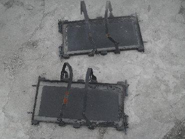 хомут в Кыргызстан: Продам 2 подставки под аккумуляторы 190е грузовик с хомутами на 6