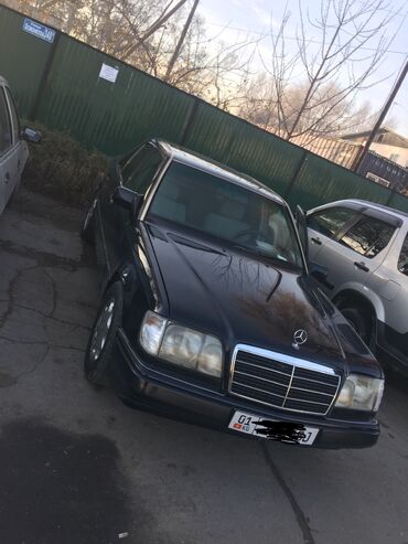 квартира продажа в Кыргызстан: Mercedes-Benz W124 2.2 л. 1993 | 170000 км