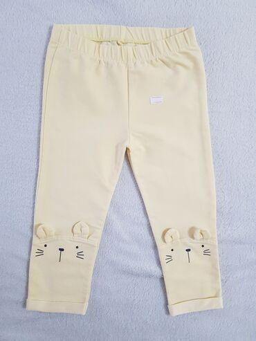 Детские штанишки для девочки на весну-лето (Англия) на возраст 1.5-2